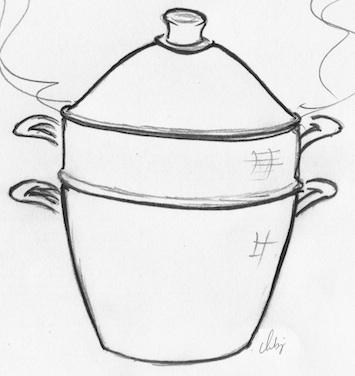 Cuisson id ale pour la sant et les papilles for Appareil cuisson vapeur douce